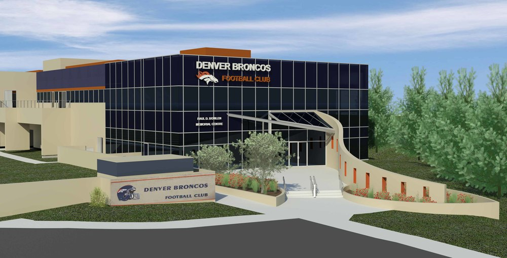 Denver Broncos Headquarters Remodel