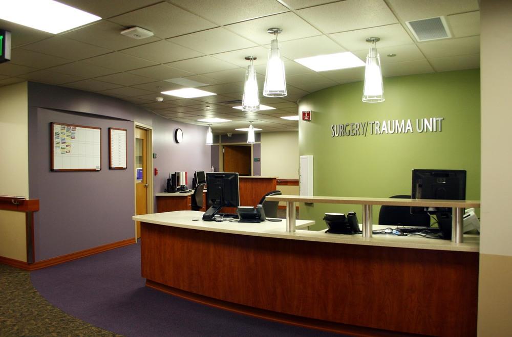 Memorial Hospital Surgery & Trauma Center