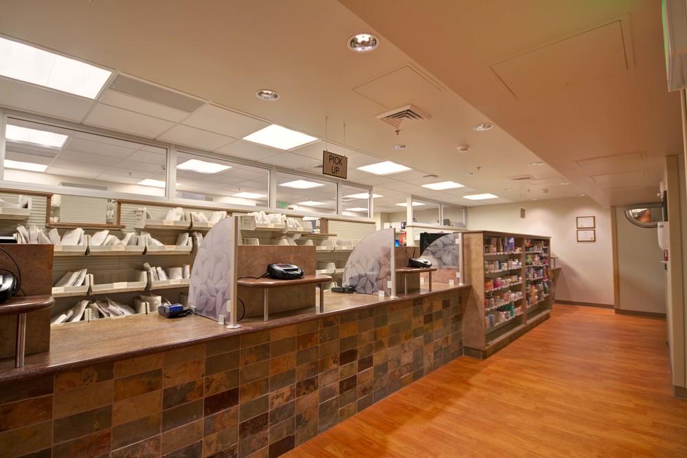 Memorial Hospital Pharmacy Remodel