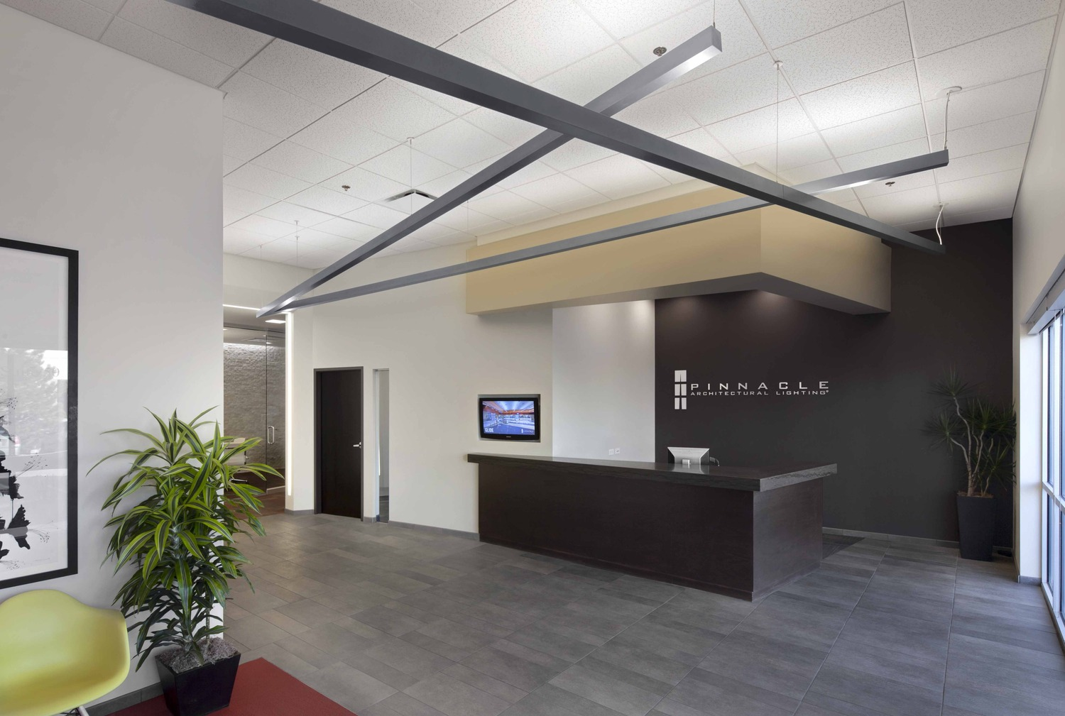 pinnacle architectural lighting intergroup architects