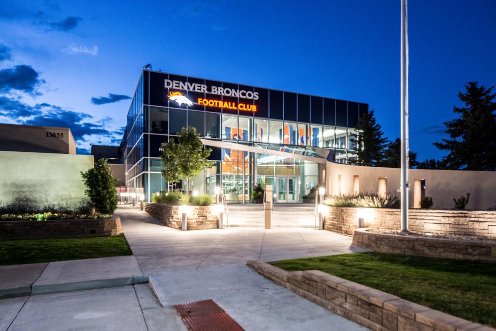 Denver Broncos Headquarters Remodel