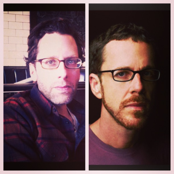 My celebrity look alike is Ethan Coen. Who's yours?
