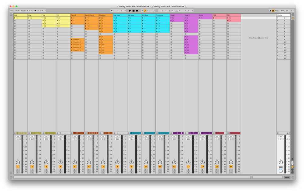 Creating Music with LaunchPad MK2 Project.png