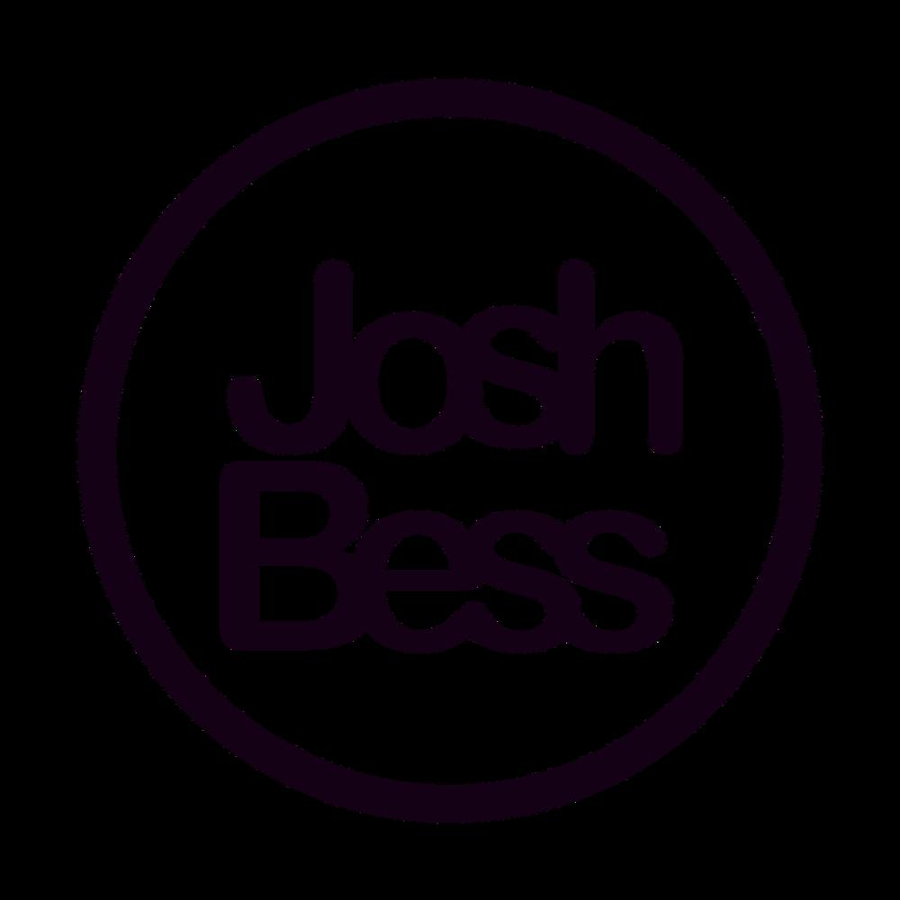 Josh Bess Logo 1024 (Black).png