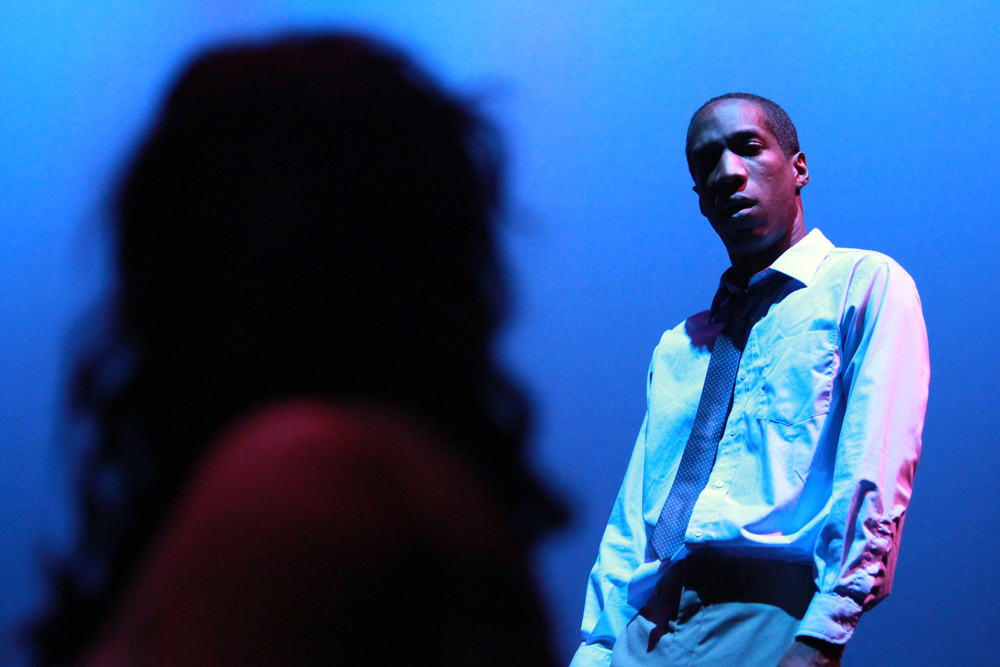 "Wanderlust Theater - ""Eurydice"". Photo by Leslie Allyn Westbrook, 2014"