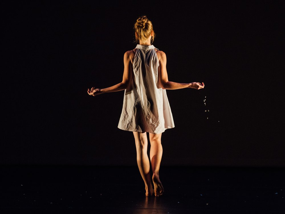 Sea of Senses - Choreographer: Paige Krause - Part of STIR (2017) - photo credit Denny Culbert