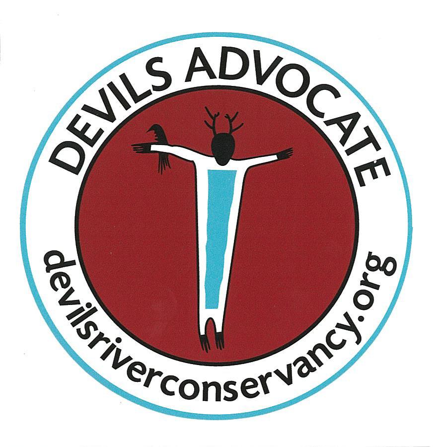 Stickers Devils River Conservancy