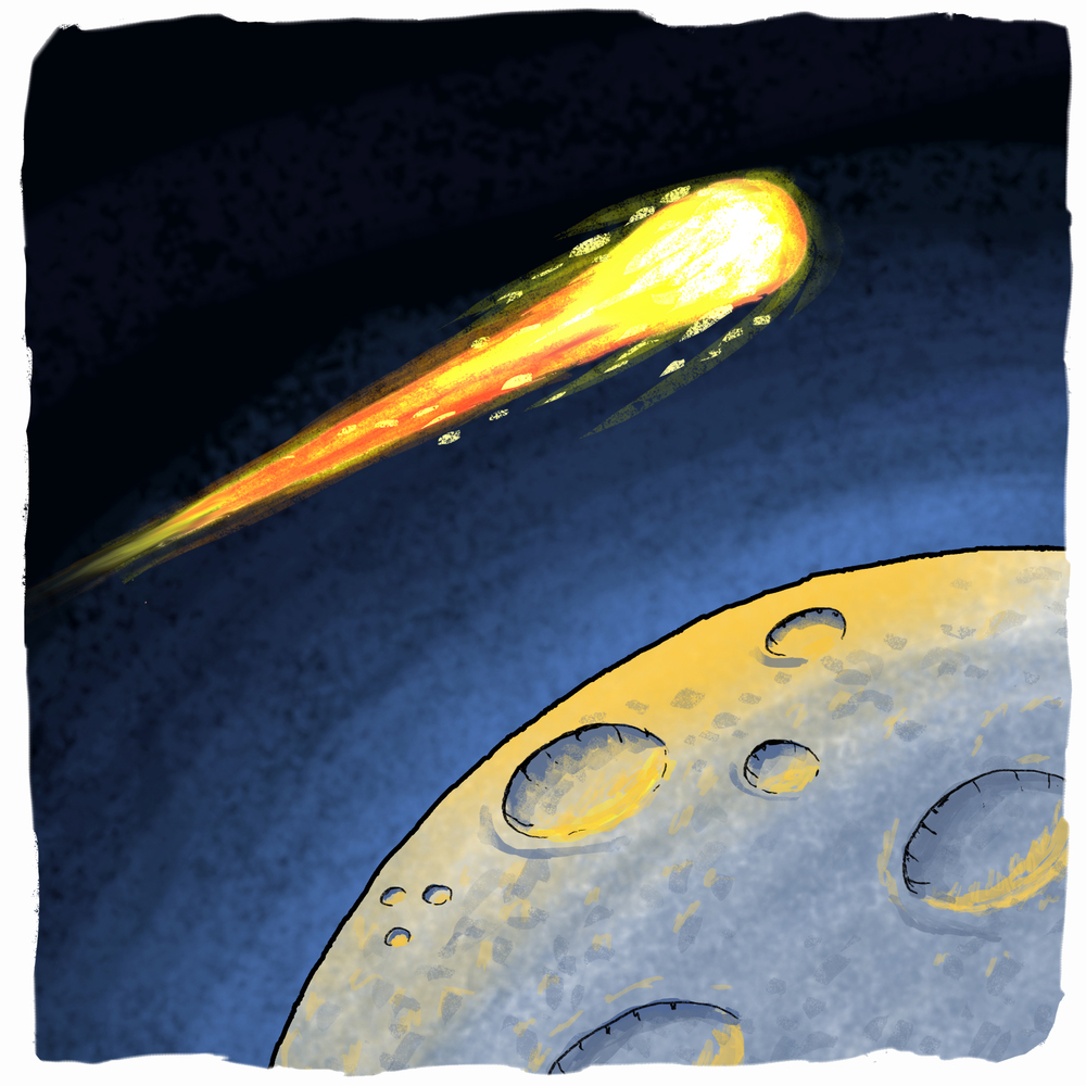 Scientific American - Bring Science Home - Meteorites