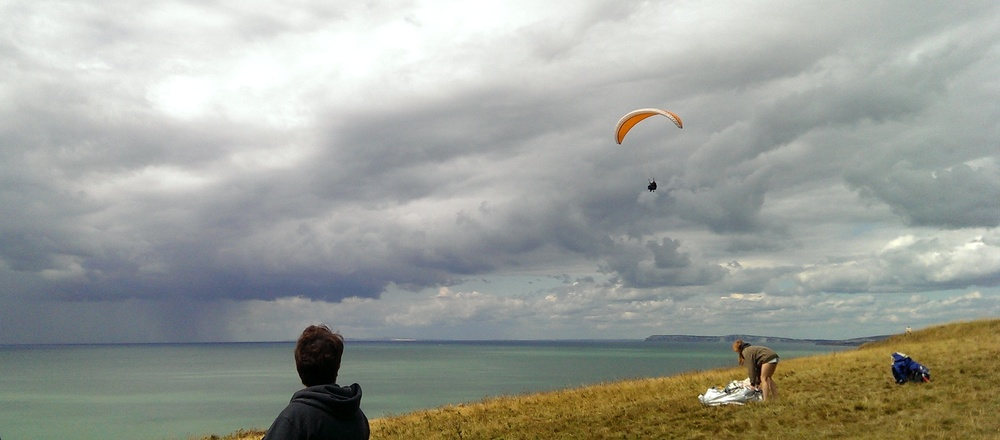 We absolutely loved paragliding, a exhilarating experience.