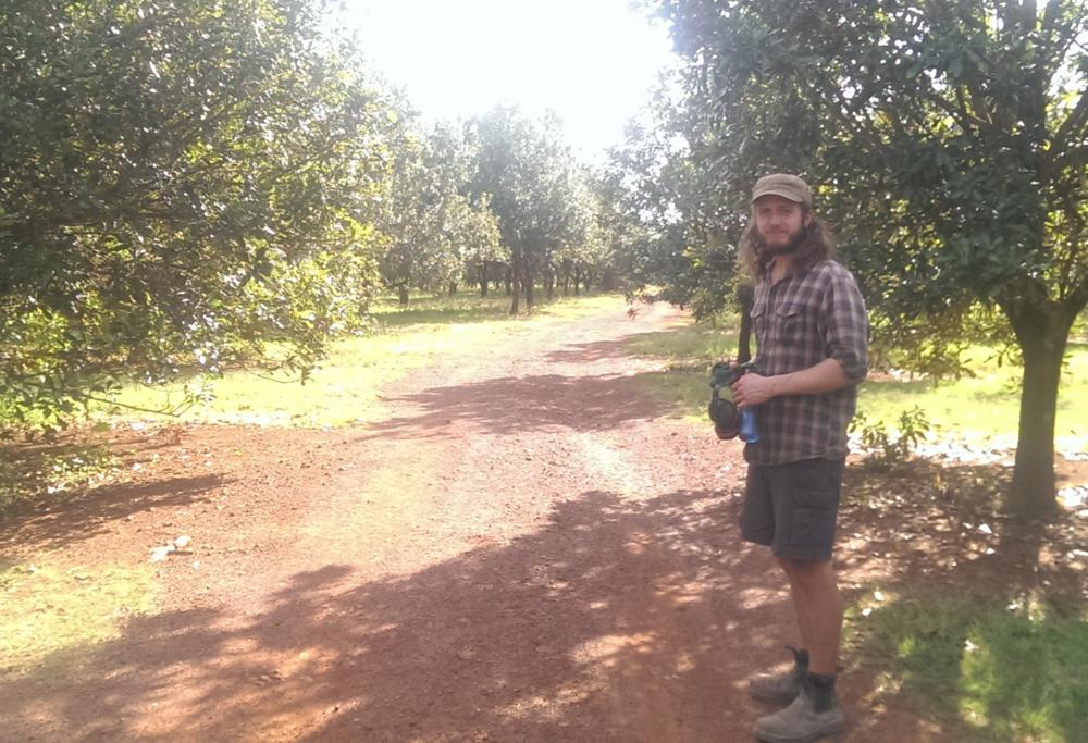 wwoofing farm australia