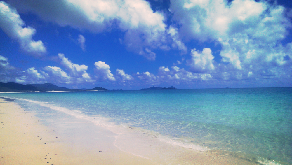 whitehaven sands