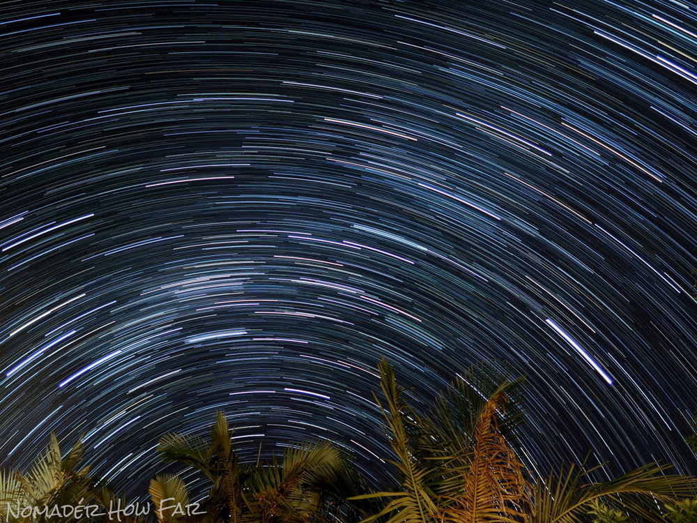 Star Trails Long Exposure - Photography Master-Class