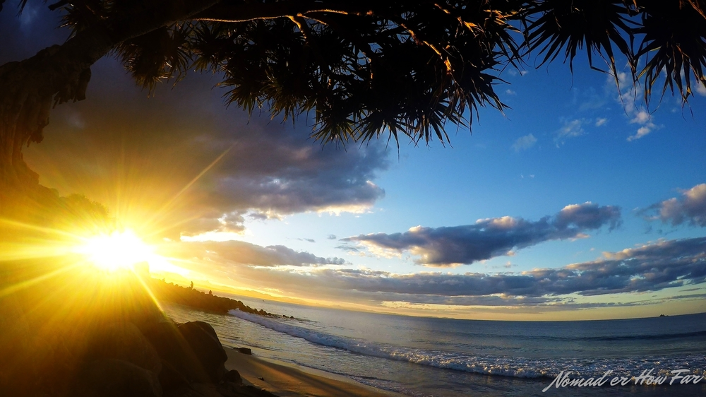 Sunset - Byron Bay, Australia