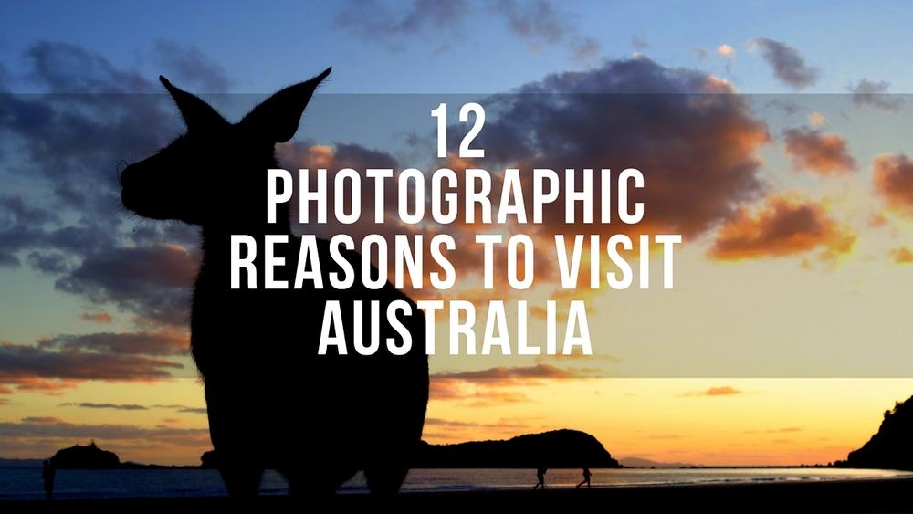 12 reasons to visit Australia