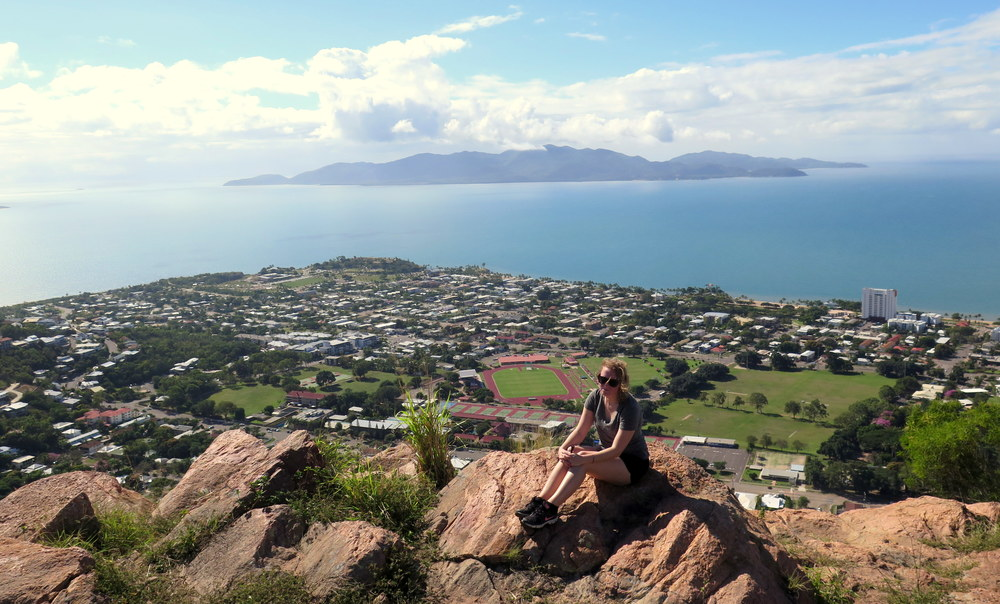 view of magnetic island