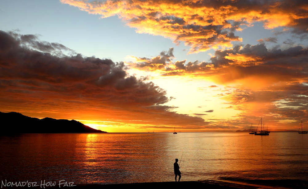Sunset, Magnetic Island - Australia
