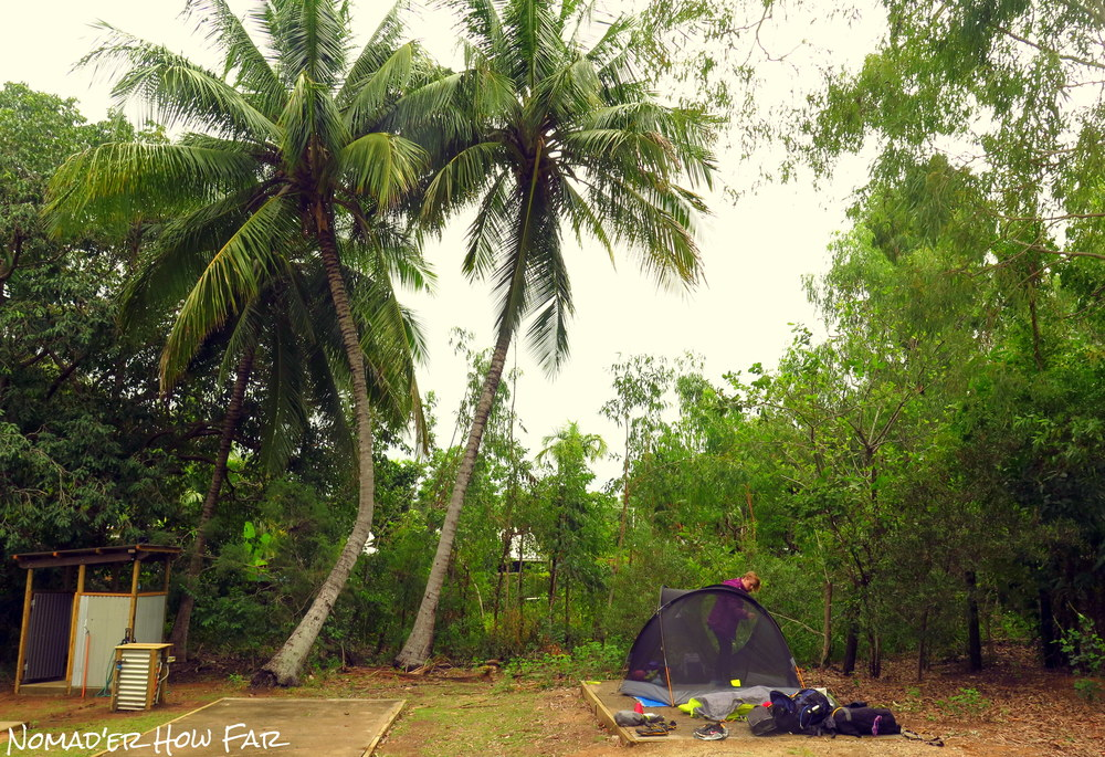 bungalow bay camping