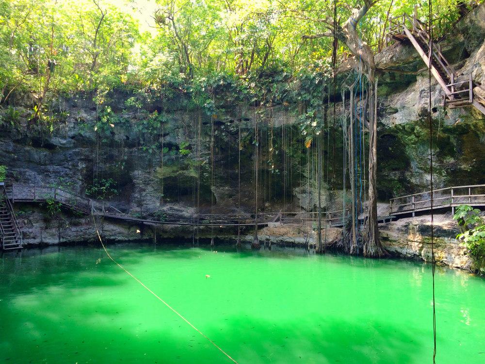 Cenote X'Canche