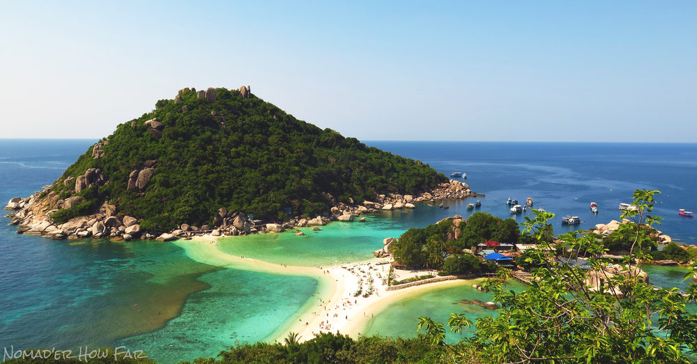 Nang Yuan Island - Thailand