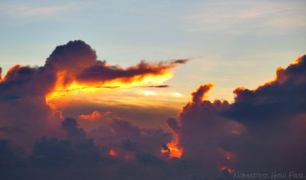 Sunset, Koh Phangan - Thailand