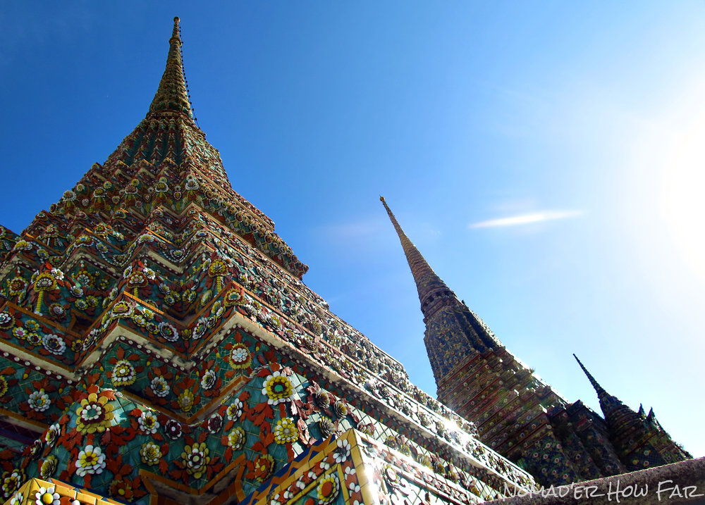 Wat Pho Temple - Bangkok, Thailand