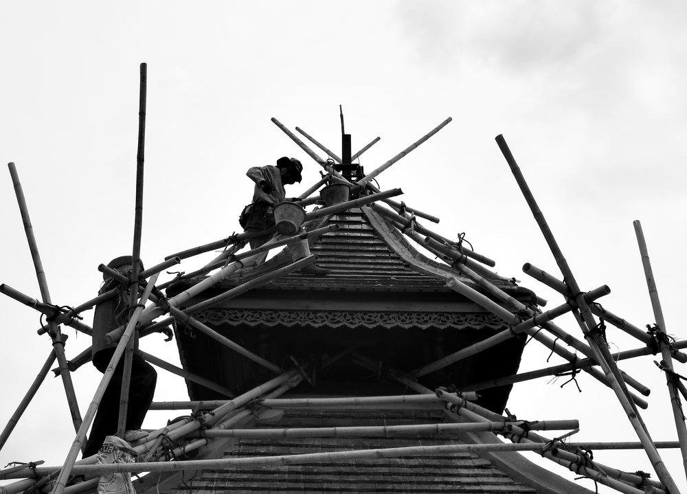 thai scaffolding