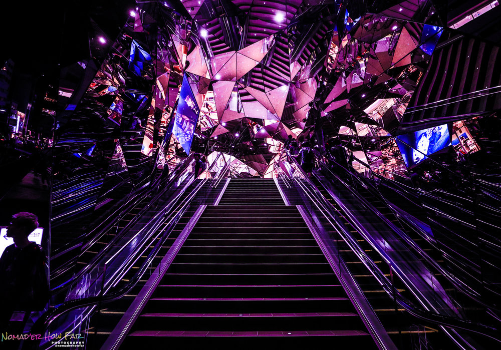 Stairway to enlightenment // Tokyo, Japan