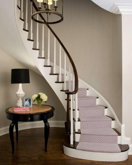 purple-white-staircase-stairwell-eclectic-home-decor-ideas-foyer-melanie-elston-interiors-e1303185476278.jpg