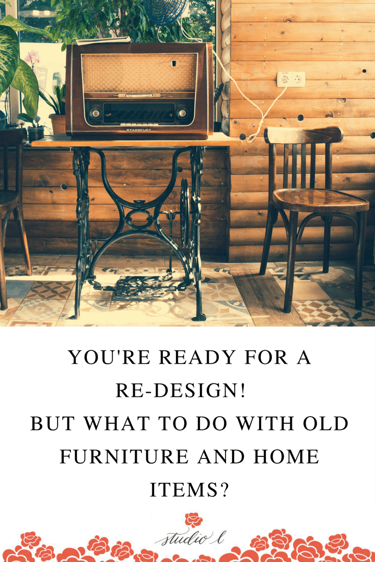 What To Do With Old Furniture