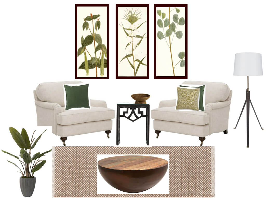 BEHIND THE SCENES: CREATING A SITTING ROOM WITH SOUTHERN + BRITISH ...