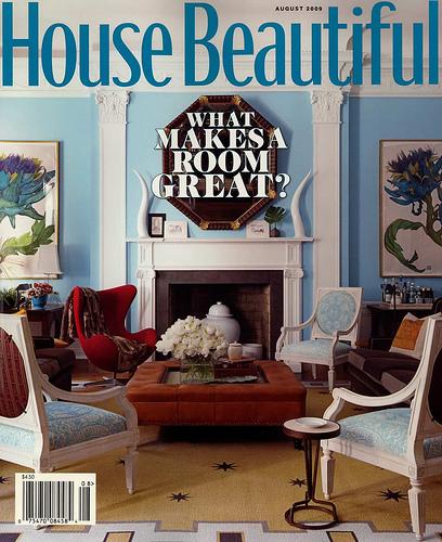 House Beautiful | October 2013
