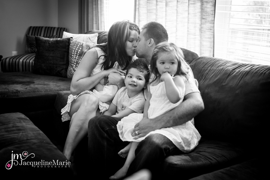 Columbus, OH photographer | Family photographer | Lifestyle session | Newborn photographer