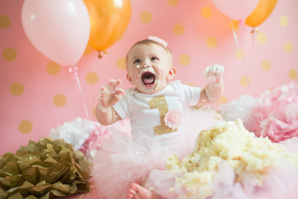 Columbus Ohio photographer, Columbus Ohio baby photographer, cake smash photography