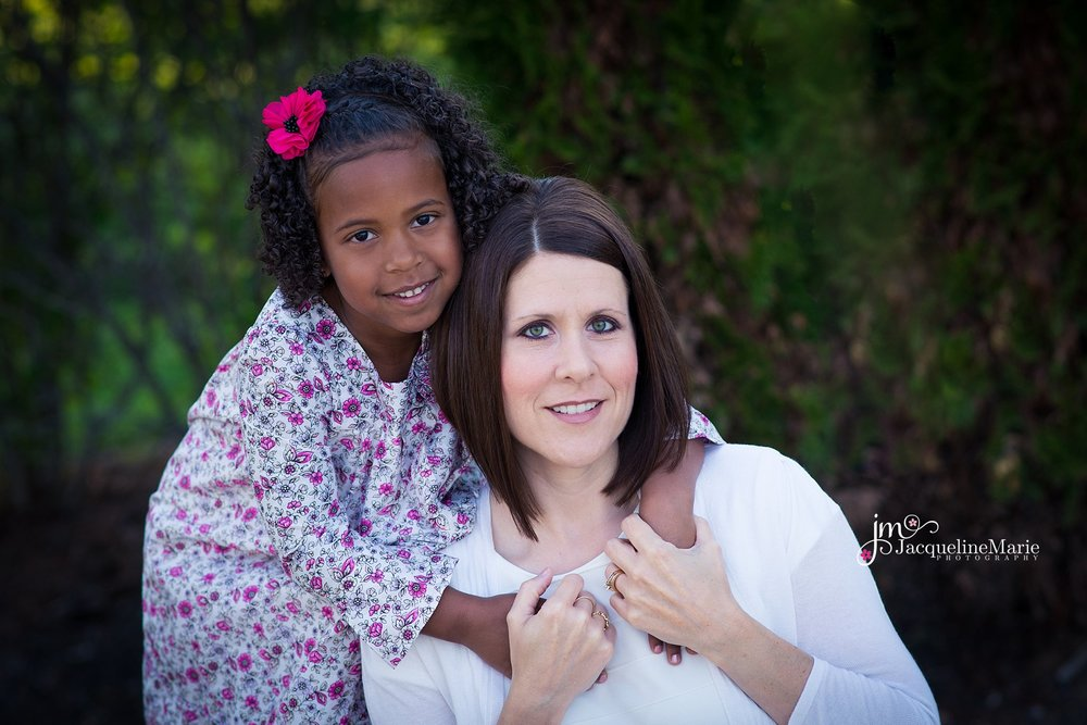 mother daughter session | Columbus Ohio photographer