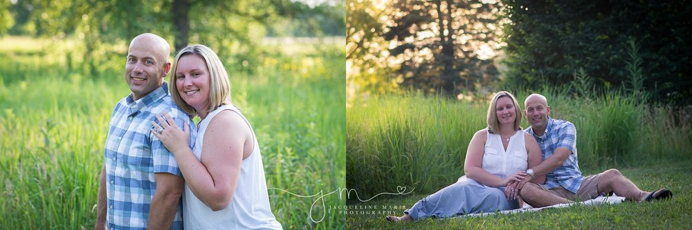 Columbus Ohio photographer, golden hour session