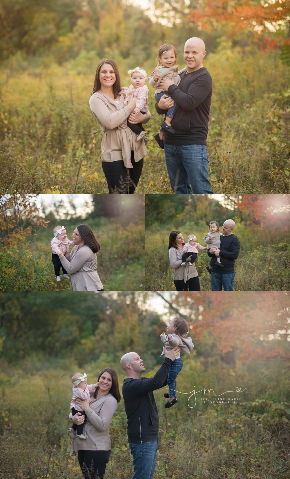 Columbus-Ohio-family-holds-children-for-outdoor-family-session-by-JacquelineMariePhotography