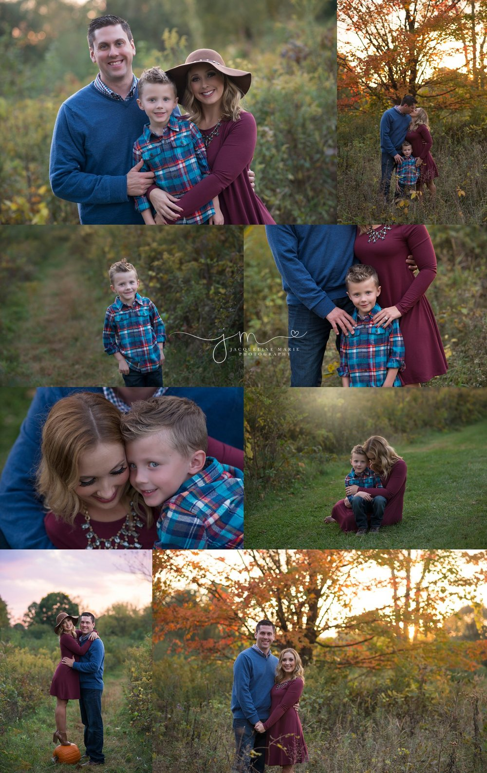 Family photography Columbus Ohio, Columbus family photographer, fall family photos
