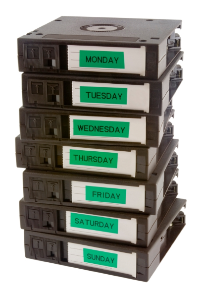 Conventional Tape Backups are not always enough to keep your business up and running