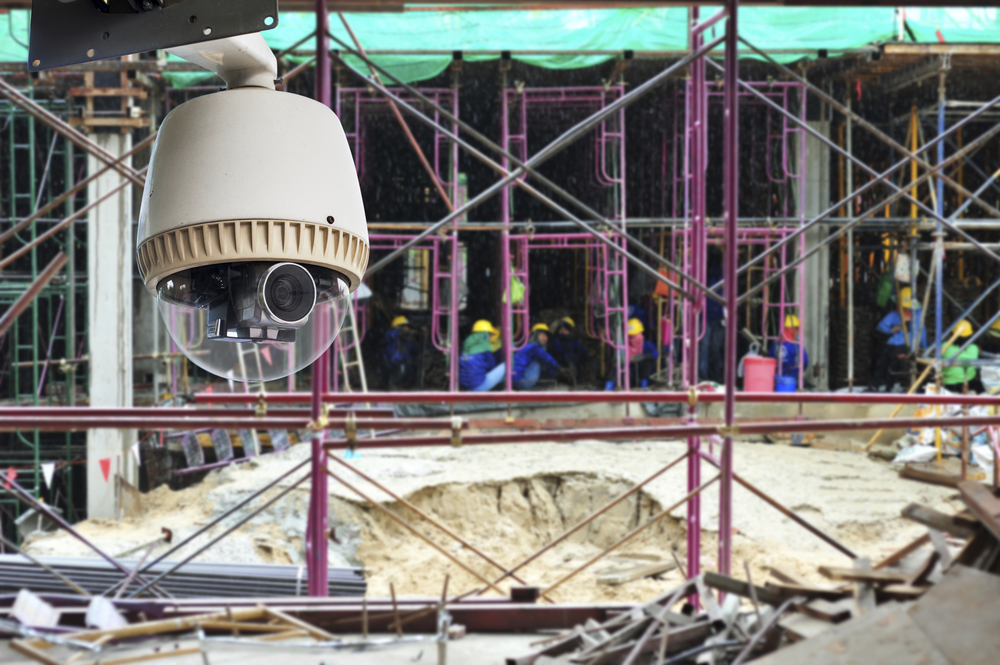 New home or building under construction? Have your future CCTV solution pay for itself by keeping an eye on progress and your materials on-site.