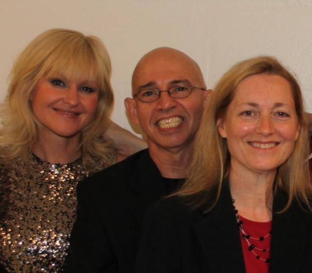 Mindi, Roland & Cathy