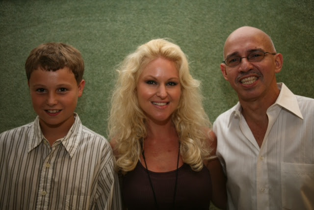 Justin, Mindi & Roland