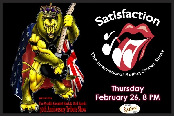 Satisfaction - A Rolling Stones Experience