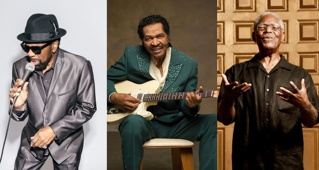 William Bell, Bobby Rush and Don Bryant