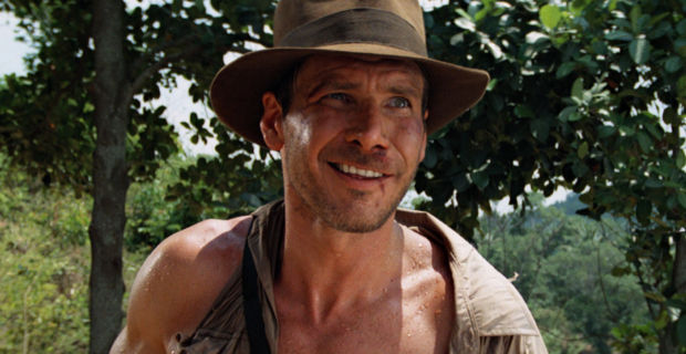 This is the ONLY thing Harrison Ford and I have in common. Damnit.