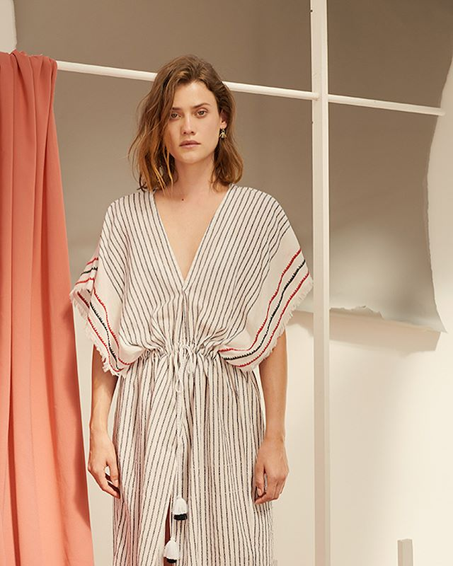 Stripes of every color. We've got @charli_london #ss19 for #lamarket #resort19 market. Contact us to view the collection or get linesheets. #newseason #womenswear #womenfashion #stripes