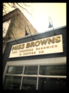 Miss Browns Winnipeg at 288 William Avenue