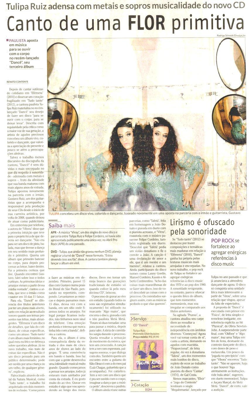 Folha de Pernambuco I Maio 2015