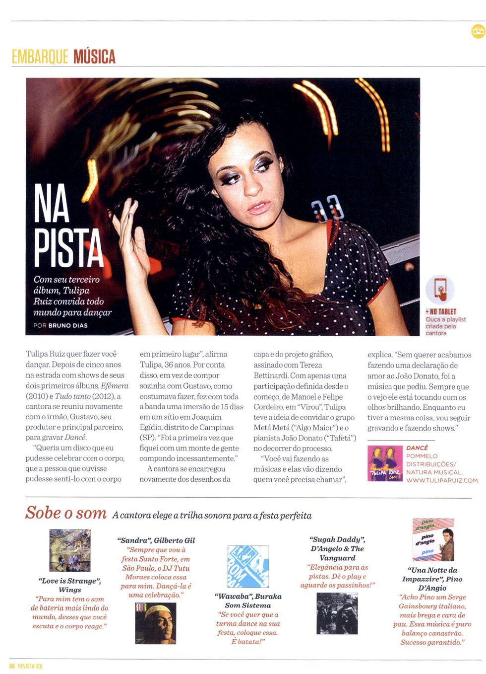 Revista da Gol I Maio 2015