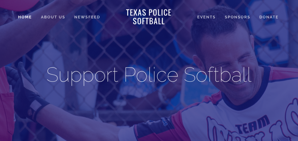 "Team Texas Police Softball, CEO. I started off as the ""Team Mom"" and quickly realized that the team needed more than sliced oranges and capri suns at practice. With a great team, we have turned Team Texas Police Softball to a non-profit, public relations machine. www.txpolicesoftball.com"