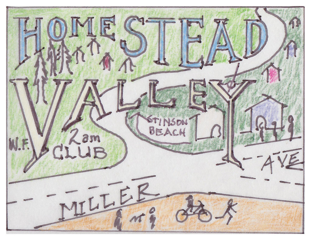 Homestead Valley - Mill Valley